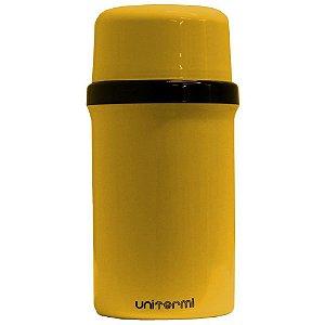 Garrafa Termica Fano Unitermi Amarelo  250 Ml