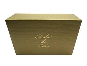 Conjunto de Xicaras De Cha para Bodas De Ouro Betel