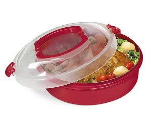 Pote Plastico com Tampa Chef Gourmet Injetemp 31.5 Cm