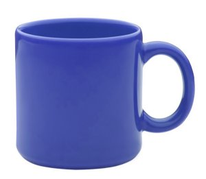 Caneca de Louca Az12 Lisa Biona Oxford Azul