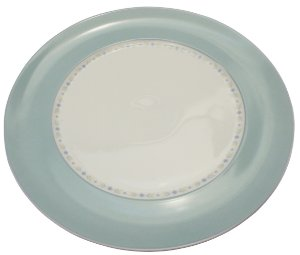 Prato de Porcelana Raso Versa Germer