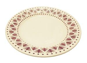 Prato de Porcelana De Sobremesa Decorado Donna Maia Biona Oxford
