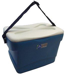 Caixa Termica Soprano Tekcor Azul