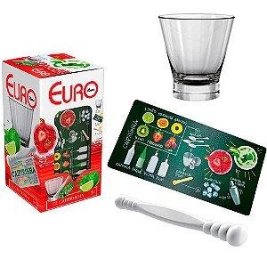 Kit Caipirinha com 3 Pecas Euro