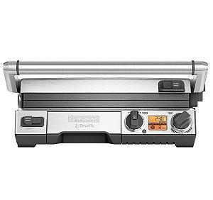 Grill Eletrico com Display Lcd Smart Grill Tramontina 220 V