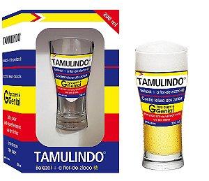 Copo de Chopp Tamulindo Allmix 200 Ml
