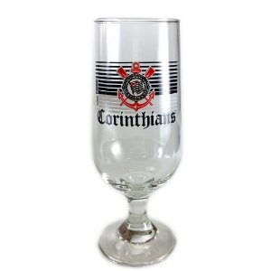 Taca de Cerveja Corinthians Allmix 300 Ml
