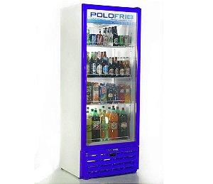 Geladeira Visa Cooler Polofrio Azul  560 Lt 220 V