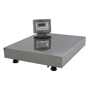 Balanca de Plataforma Sem Coluna Led Sem Bateria W300 Welmy 40x50 Cm 300 Kg