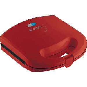 Sanduicheira Mini Grill Cadence Vermelho   110 V