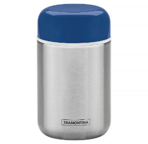 Pote Termico Inox By Me Tramontina Azul 8 Cm