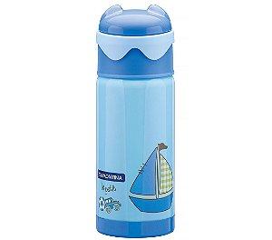 Garrafa Termica Azul Le Petit Tramontina 350 Ml