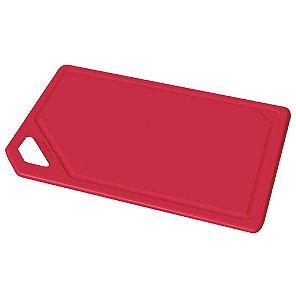 Tabua de Polipropileno Mixcolor Tramontina Vermelho 29 Cm, 20 Cm