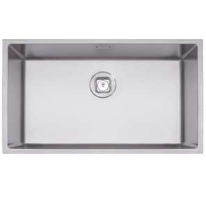 Cuba Quadrum Aco Inox 70x40 Design Collection Tramontina 40 Cm