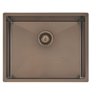 Cuba Quadrum Aco Inox 50x40 Design Collection Tramontina 54 Cm