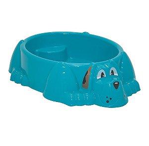 Piscina Infantil Aquadog Tramontina Azul 95 Cm