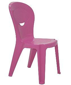 Cadeira Infantil Vice Tramontina Rosa 41 Cm