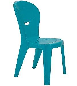 Cadeira Infantil Vice Tramontina Azul 41 Cm