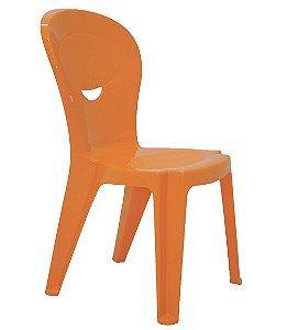 Cadeira Infantil Vice Tramontina Laranja 41 Cm