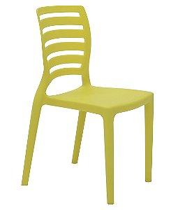 Cadeira Infantil Sofia Tramontina Amarelo 39 Cm