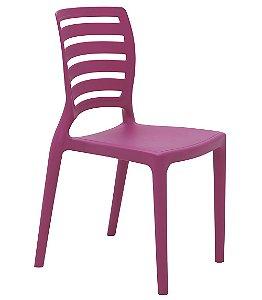Cadeira Infantil Sofia Tramontina Rosa 39 Cm