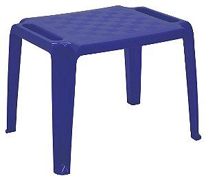 Mesa Infantil Dona Chica Tramontina Azul 64 Cm