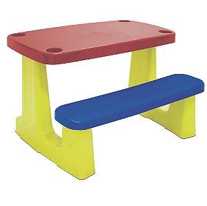 Mesa Escolar Infantil Tramontina Colorido 52 Cm