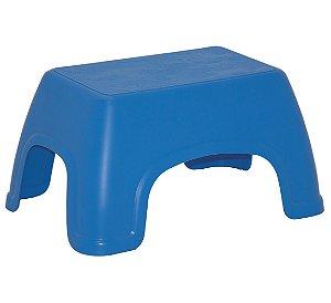 Banquinho Infantil Catty Tramontina Azul 18 Cm