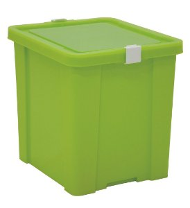 Caixa Organizadora Kids 42l Tramontina Verde 40 Cm
