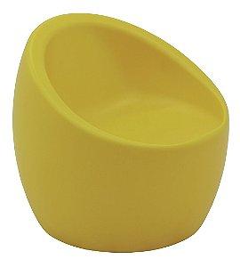 Poltrona Oca Infantil Tramontina Amarelo 49 Cm