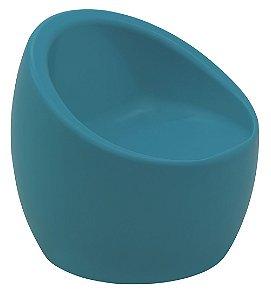 Poltrona Oca Infantil Tramontina Azul 49 Cm