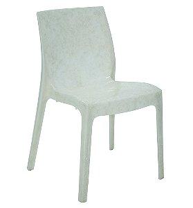 Cadeira Sem Bracos em Polipropileno Summa Tramontina Branco 80 Cm