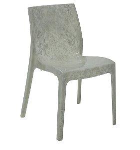 Cadeira Sem Bracos em Polipropileno Summa Tramontina Verde 80 Cm
