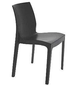 Cadeira Satinada Sem Bracos Summa Tramontina Preto 80 Cm