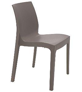 Cadeira Satinada Sem Bracos Summa Tramontina Cinza 80 Cm