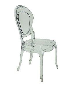 Cadeira em Policarbonato Summa Tramontina Transparente 55 Cm