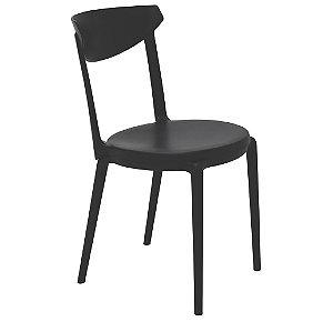 Cadeira Sem Bracos em Polipropileno Summa Tramontina 48 Cm