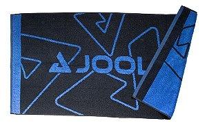 Toalha Joola - Preto/Azul 50x100cm