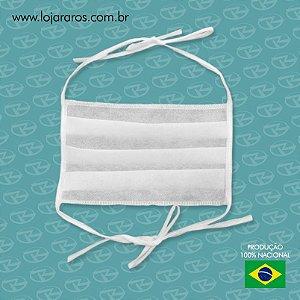 Máscara Descartável - Pacote 10 Unidades - Raro's