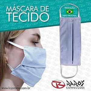 Máscara de Tecido Lavável - Raro's