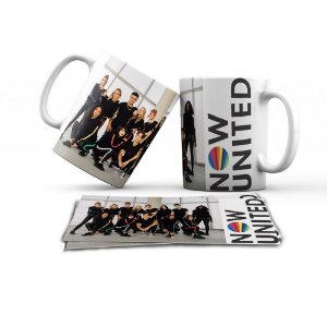 Caneca Now United Mod. 05