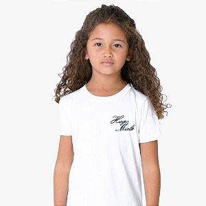 Camiseta Escola Hugo Miele