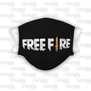 Máscara Personalizada Free Fire (124)