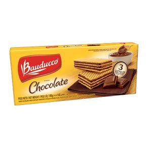 WAFER BAUDUCCO 140GR CHOCOLATE