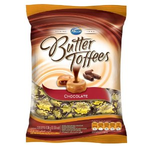 BALA BUTTER TOFFEES 100G CHOCOLATE