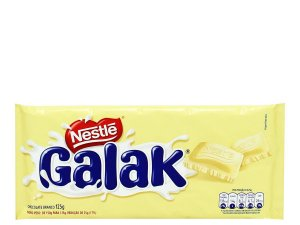 CHOCOLATE EM BARRA NESTLÉ 90GR GALAK
