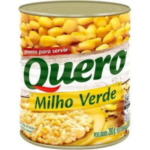 MILHO VERDE QUERO 200GR LATA