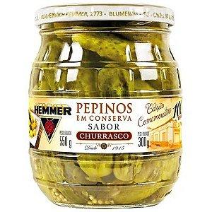 PEPINO HEMMER 300GR CHURRASCO