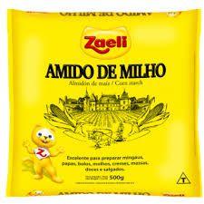 AMIDO DE MILHO ZAELI 500GR SACHET