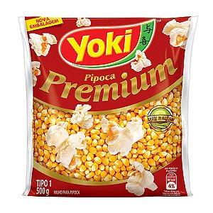 PIPOCA YOKI 500GR PREMIUM